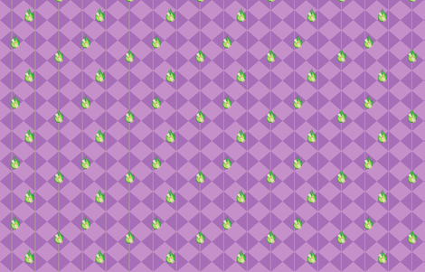Spike Stripe/Argyle fabric by makersway on Spoonflower - custom fabric