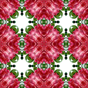 Rose Kaleidoscope Fairy Garden