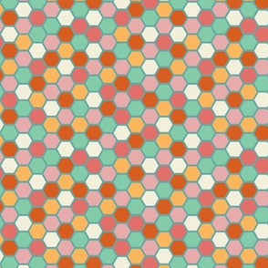 Farmer's Market - Sorbet Palette - Mosaic
