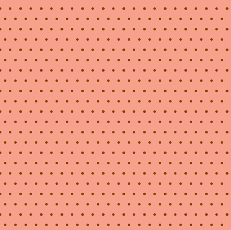 dots - brown fabric by hemligdolls on Spoonflower - custom fabric