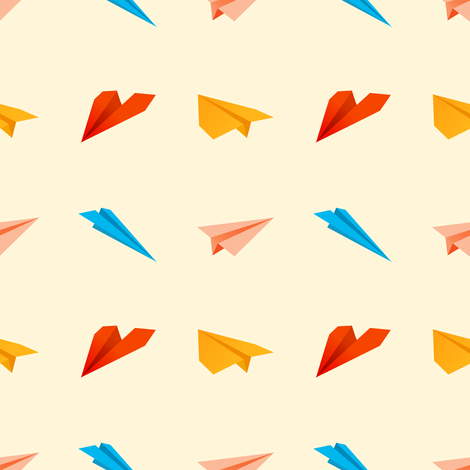 In Flight fabric by remarkably on Spoonflower - custom fabric