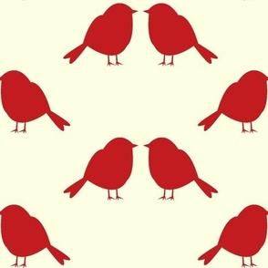 Dancing Robins