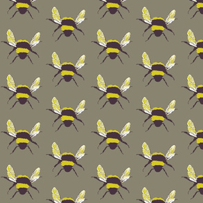 midsummer bee taupe