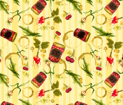 FarmersMarket fabric by amandajanehardy on Spoonflower - custom fabric