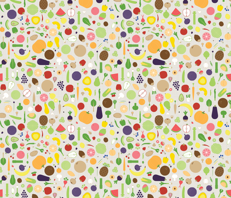 FarmersMarket fabric by erinnluke on Spoonflower - custom fabric