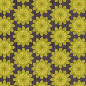zinnia green