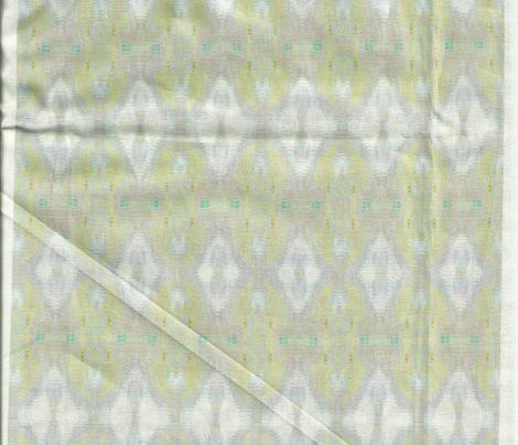 Yellow Ikat 2
