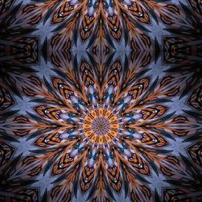 Kaleidescope 0824 k2 retrodark light blue