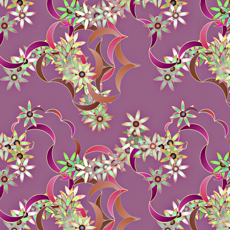 Floral-33-33 fabric by patsijean on Spoonflower - custom fabric