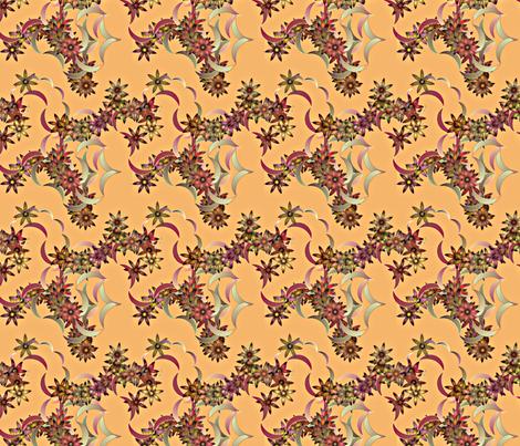 Floral-34-34 fabric by patsijean on Spoonflower - custom fabric