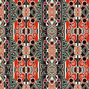 Ethnic Inspired geometrics