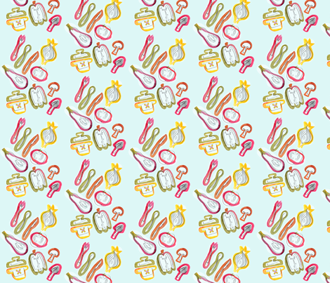 Fabric_Draft2small fabric by kristyorr5 on Spoonflower - custom fabric