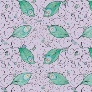 purple_feathers_spoonflower