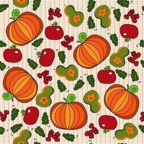 """Fall harvest (""""bright"""" version)"""