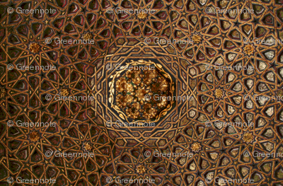 Moorish geometry