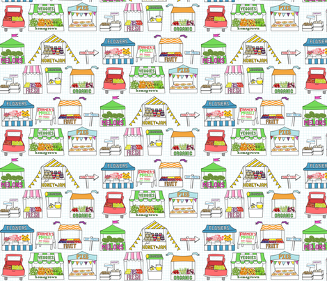 To Market, To Market fabric by meg56003 on Spoonflower - custom fabric