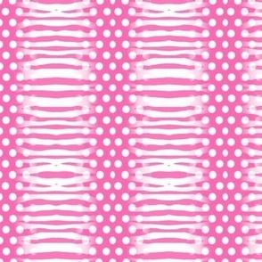 Pink Polkadot zebra