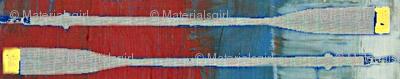 Painted Oars- borders