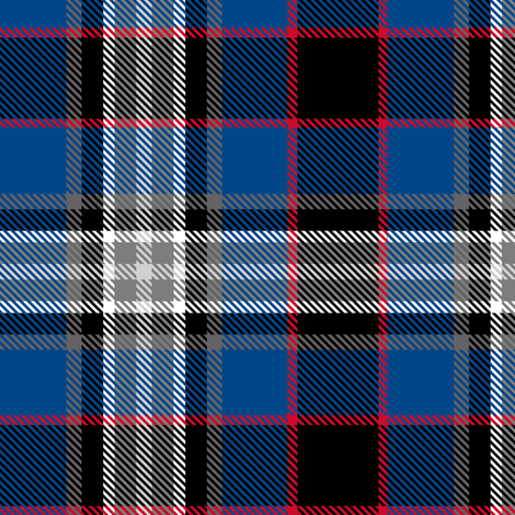 Custom Tartan ~ Option 3 fabric by peacoquettedesigns on Spoonflower - custom fabric