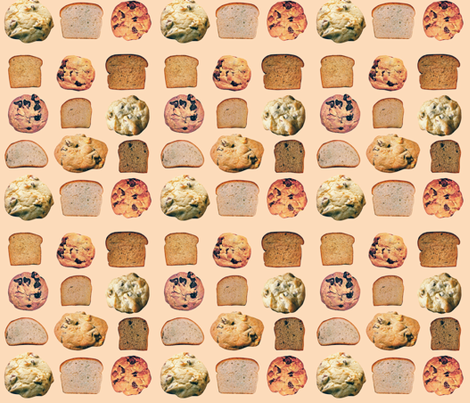 BREADS fabric by bethhoeckel on Spoonflower - custom fabric