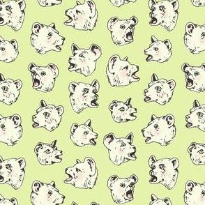 Bear Chorus | Green