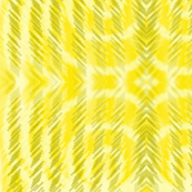 Yellow Tiger Feather