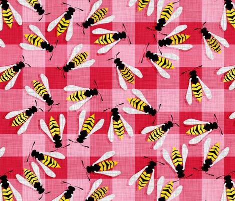 Strawberry Jam fabric by spellstone on Spoonflower - custom fabric