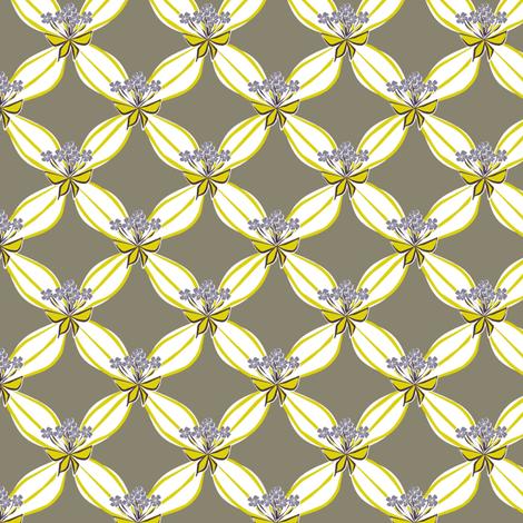 Wild thyme! fabric by moirarae on Spoonflower - custom fabric