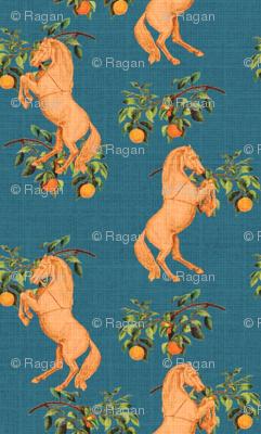 Orange Ponies