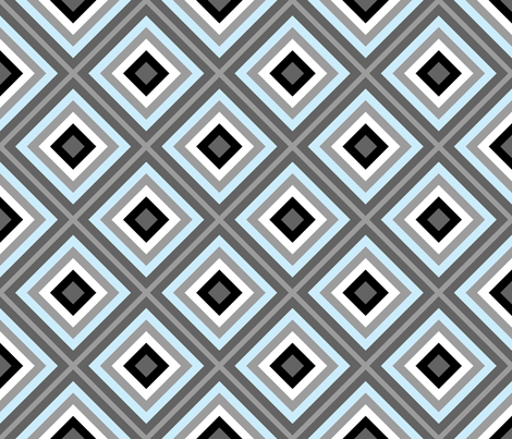 karo fabric by renateandtheanthouse on Spoonflower - custom fabric