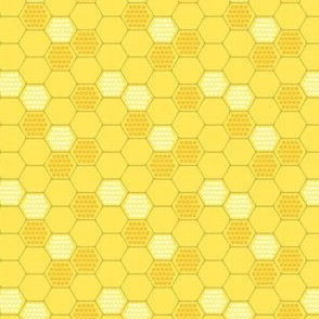Golden Honeycomb