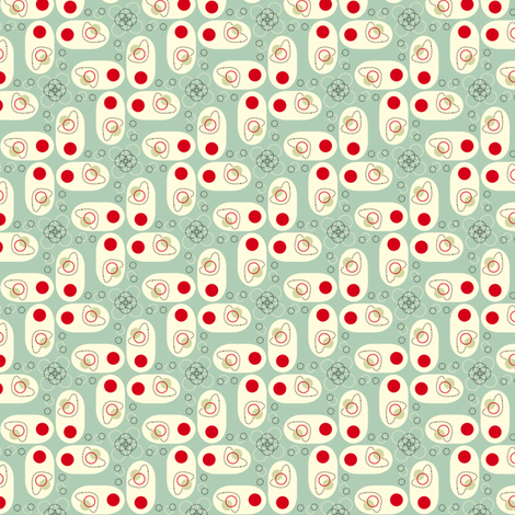 Aina A fabric by helena on Spoonflower - custom fabric