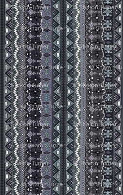 kilim castellations muted