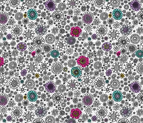 Doodley Doo-Floweries