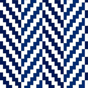Aztec_Chevron_Navy
