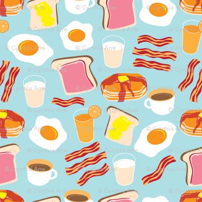 Breakfast Fun