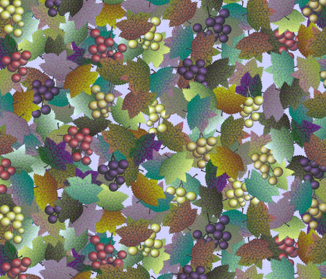 ready for harvest fabric by glimmericks on Spoonflower - custom fabric