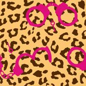 Handcuffs in Cheetah
