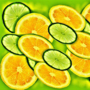 OrangeLimeCitrus