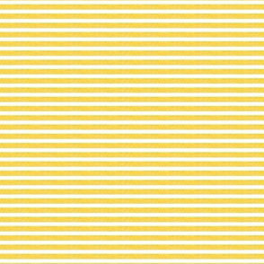 Lemon Yellow Real Stripe