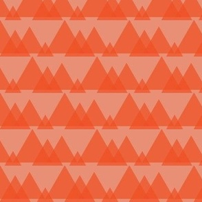 Pyramids (Orange)