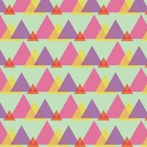 Pyramids (Mint Multi)