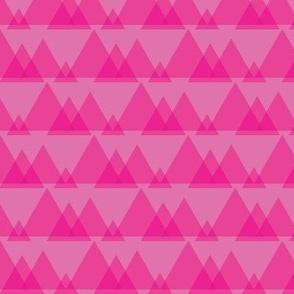 Pyramids (Pink)