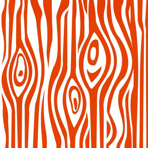 Mod Grain - Orange