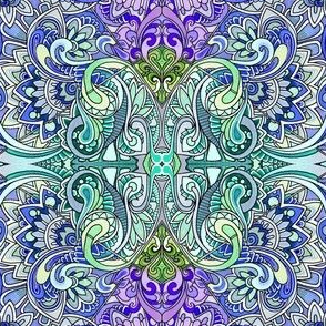 Psychedelic Paisley Overload