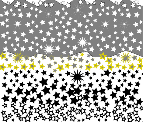 SOOBLOO_DREAM_TEN-1-01 fabric by soobloo on Spoonflower - custom fabric