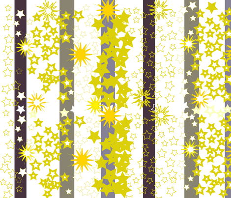 SOOBLOO_DREAM_FIVE_0NE-1-01 fabric by soobloo on Spoonflower - custom fabric