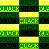 Quack Basket Weave