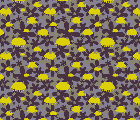 Midsummer Night's Dream fabric by kostolom3000 on Spoonflower - custom fabric