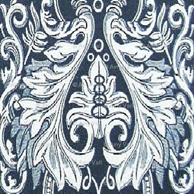 Aces Blue